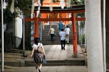 日枝神社水天宮