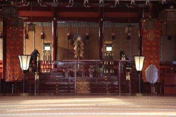 鬼子嶽五社稲荷神社