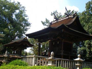 大宮巌鼓神社社務所