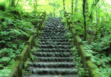 羽黒山湯上神社末社・住吉神社